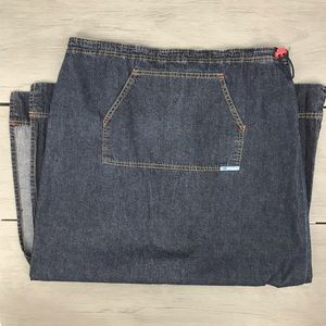 🖤3/$30 Vintage 2000 Bluenotes maxi jean skirt  15
